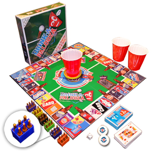 drinking board game