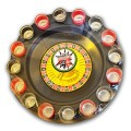 DRINK-A-PALOOZA Shot Roulette Gambling Drinking Games - Gift for College Guys Drinking Board Games for Parties1
