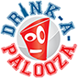 DRINK-A-PALOOZA: Ultimate Party Board Game Sticky Logo